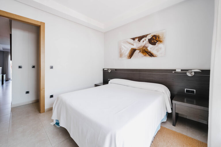 appartement medifit slaapkamer